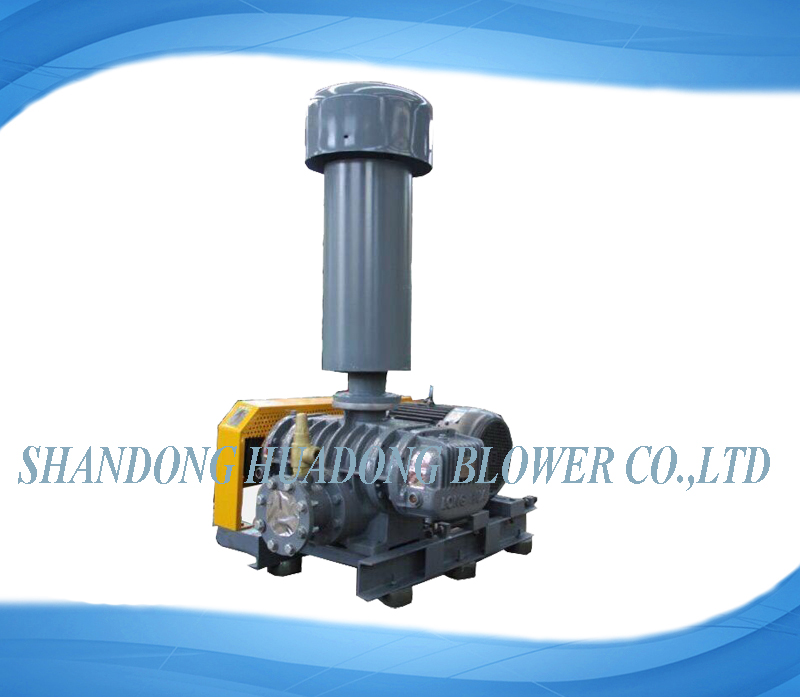 HDLH roots blower(low noise level)